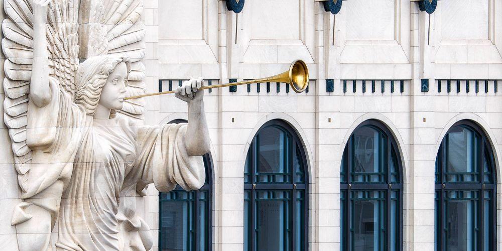 Fort Worth Opera House Fine Art Photography