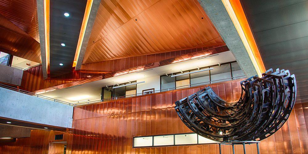 Austin TX City Hall Interior Architecture Photography