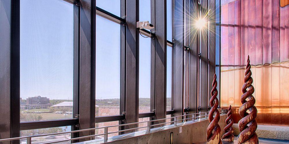 Austin TX City Hall Architecture Photographer
