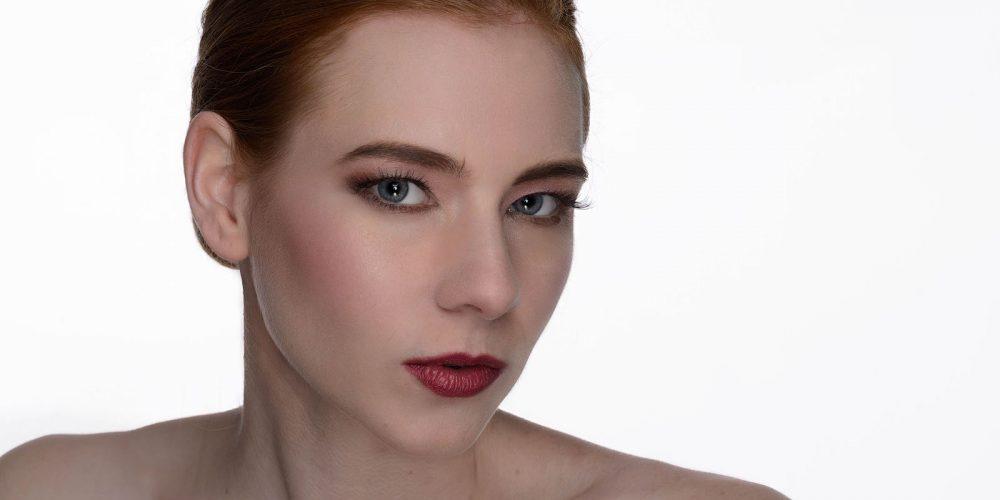 Woman Beauty Glamour Professional Headshot Portrait