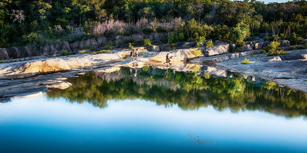 Pedernales Falls State Park Texas Landscape Photography